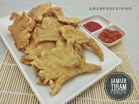 Resep Jamur Tiram Crispy Simple, Gurih, Renyah, Kriukk Kriuuukk