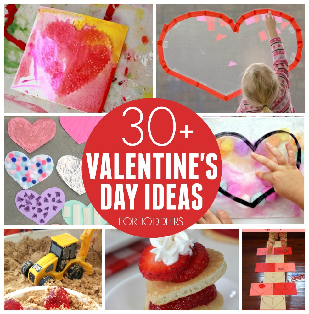 toddler approved!: 30+ easy valentine's day activities for toddlers