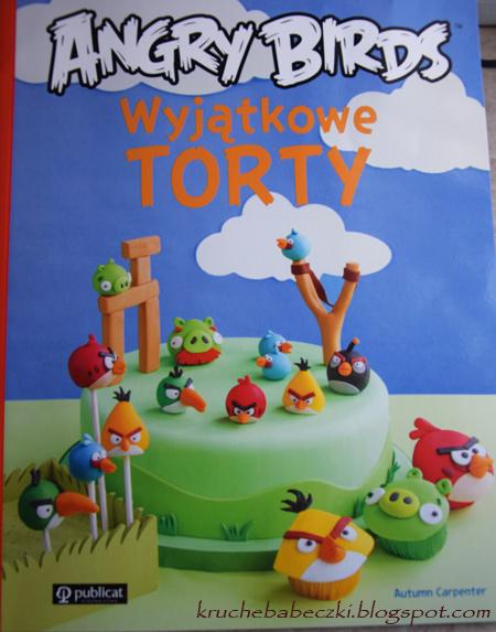 """""""Angry Birds wyjątkowe torty"""" Autumn Carpenter"""