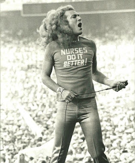 Robert Plant - Nurses Do It Better t-shirt. PYGOD.COM