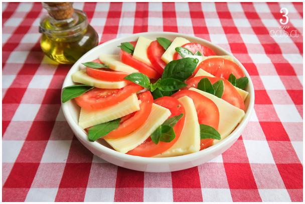 receita salada caprese
