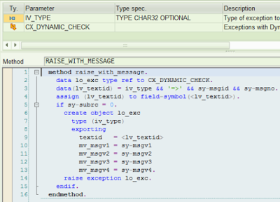 The hassle with function module calls - part 2