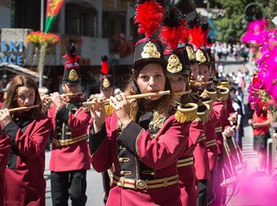 festival wisata terkenal di zermatt swiss