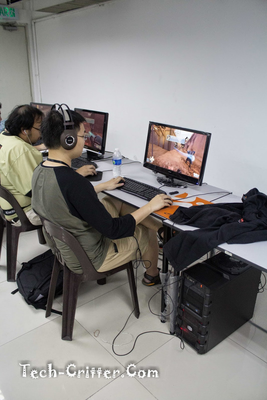 Coverage of PLAY! Convention @ KDU College 205