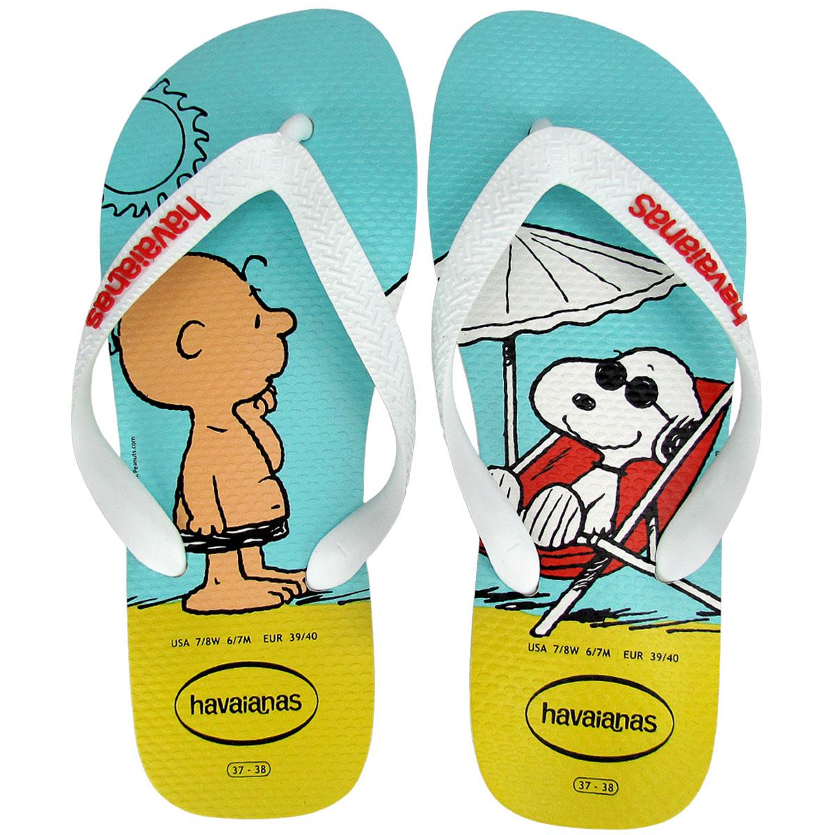 92f6d5179c Havaianas Snoopy comemora 65 anos da série de quadrinhos - Design Innova