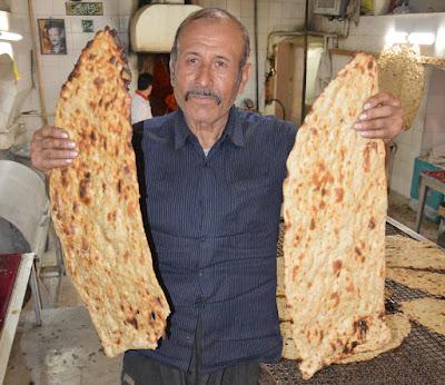 Imagen de panadería iraní