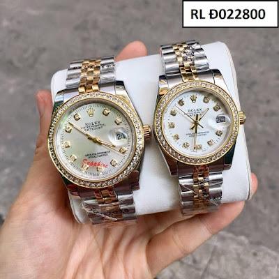 Đồng hồ đeo tay Rado Đ022800 sợi dây kết nối tình yêu của hai người