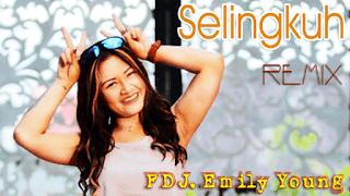 Lirik Lagu FDJ Emily Young - Selingkuh