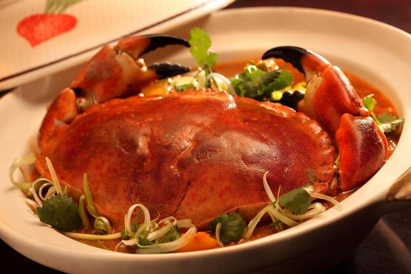 馬哥孛羅香港酒店/港威酒店/太子酒店 驚濤「蟹」浪自助晚餐   我與美食有緣