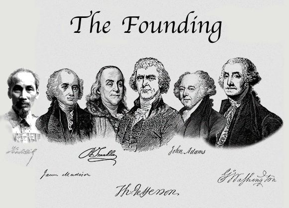 Israel Matzav: Obama adds a founding father