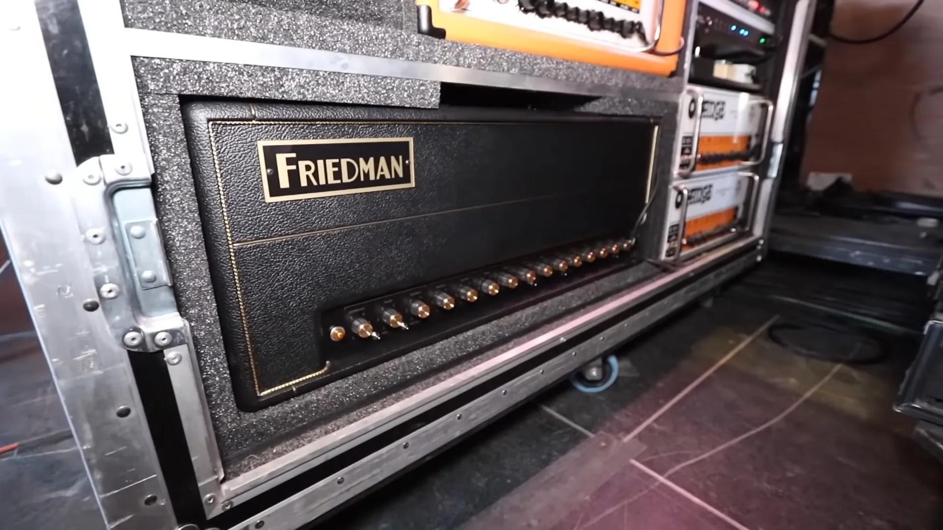Friedman BE100 Deluxe