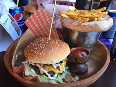 papyon burger talas kayseri