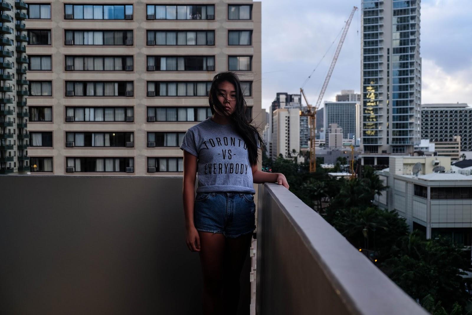 Shopping Locally | Fashion In Toronto | Sammy Huynn