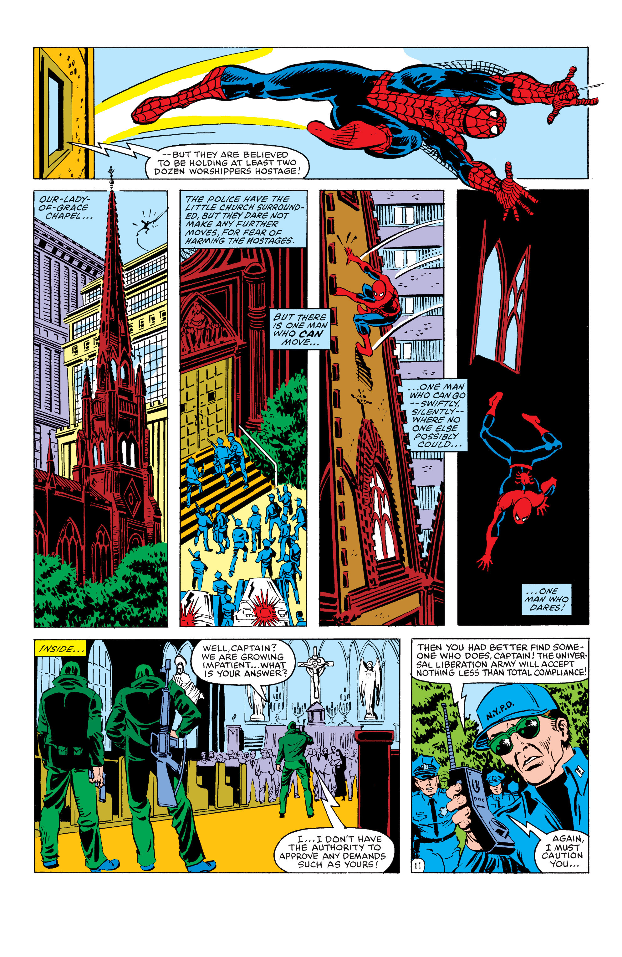 The Amazing Spider-Man (1963) 243 Page 11