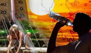 Καιρός: Έρχεται θερμή εισβολή με καύσωνα και 40άρια