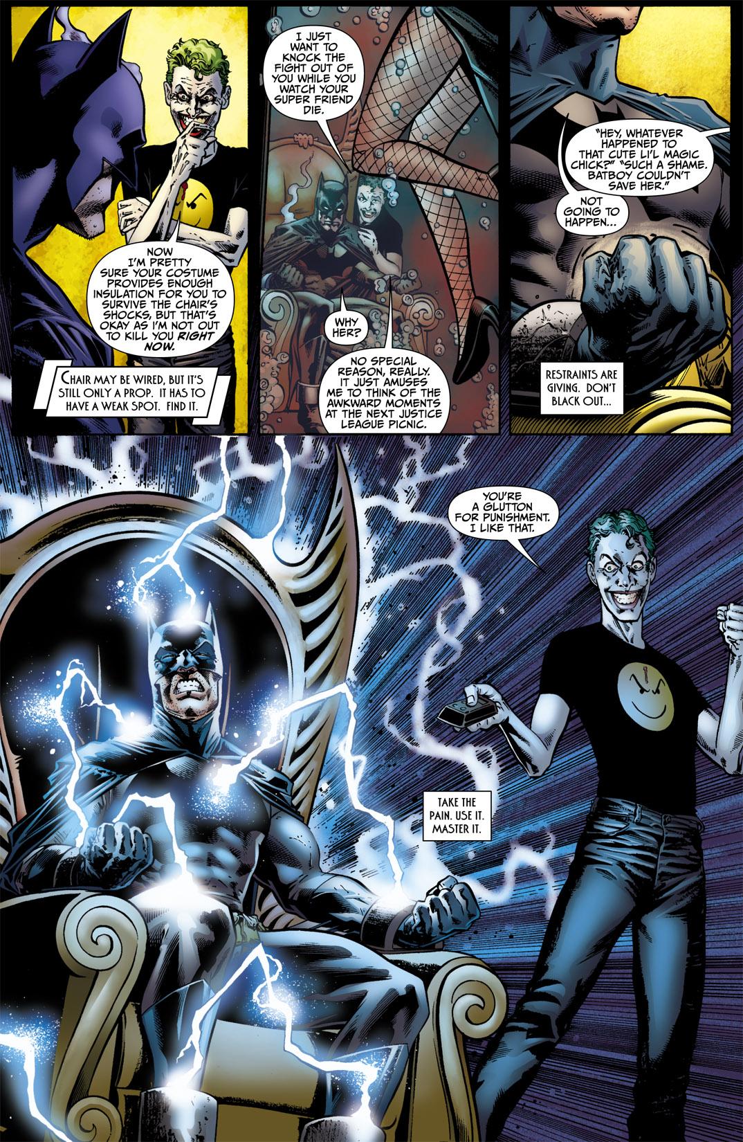 Detective Comics (1937) 834 Page 4