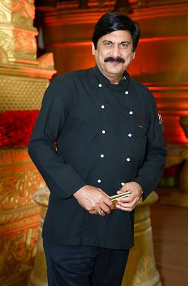 Chef Rakesh Sethi