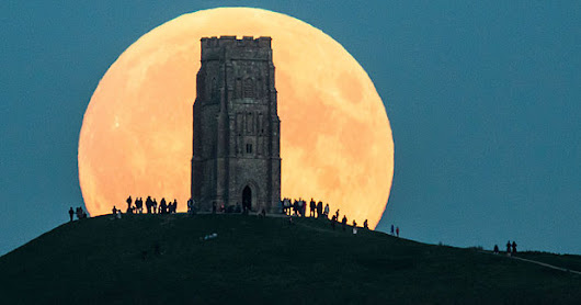 """Super-Duper Moon"" Next Week..."