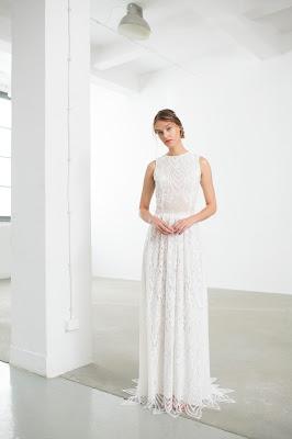 suknia ślubna boho 2018