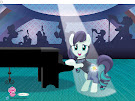 My Little Pony Coloratura Poster Enterplay Item