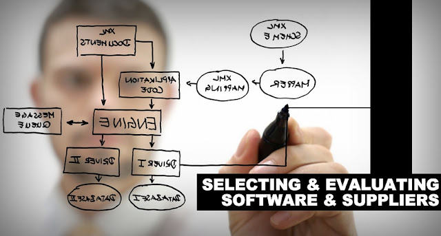 S&T | Selecting & Evaluating : Software & Suppliers
