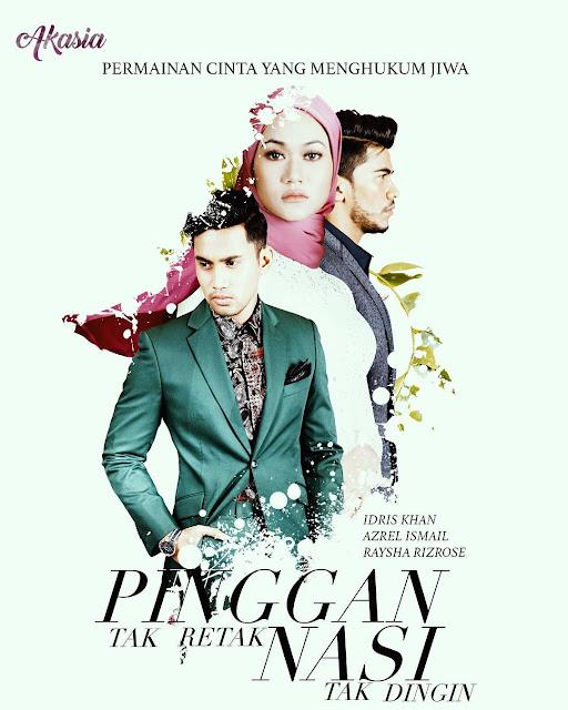 Drama Pinggan Tak Retak Nasi Tak Dingin ,Adaptasi Novel