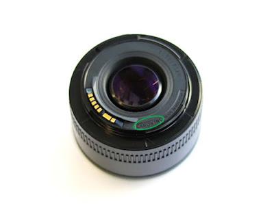 كانون تُحذّر عملائها من عدسات Canon EF 50mm F1.8 II DSLR المُقلدة