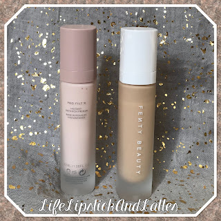 primer, foundation, rihanna, velvet matte finish, older skin, combo skin