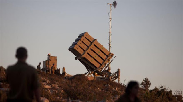Israel instala nuevas baterías de Cúpula de Hierro cerca de Gaza