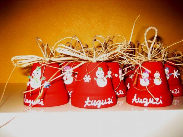 Natale e dintorni segnaposto natalizi fai da te - Portacandele natalizi fai da te ...