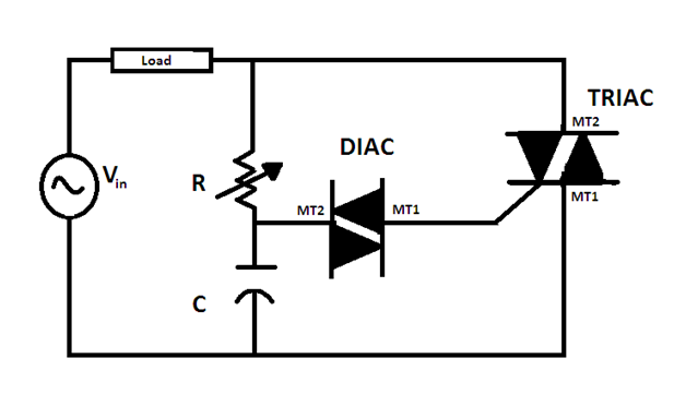 ac dimmer solid state relay