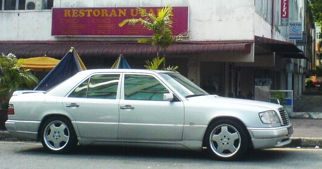Motoring-Malaysia: The Mercedes Benz W124 - Future Proof car of the
