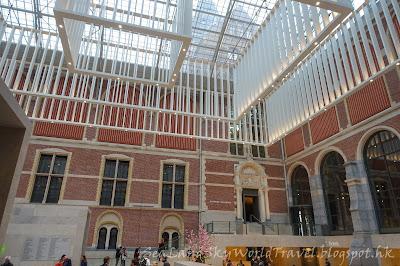 Rijks museum, amsterdam, 阿姆斯特丹