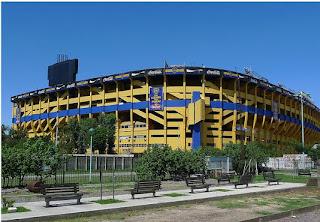 La Bombonera - Buenos Aires - Argentina
