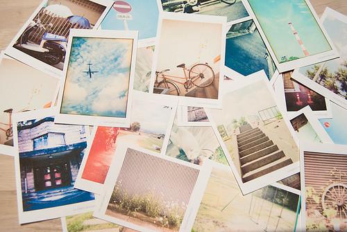 Blog Cik Miela Buat Gambar Polaroid Sendiri