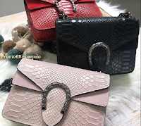 Logo Deep Rose: vinci gratis una elegante borsa personalizzata a tua scelta