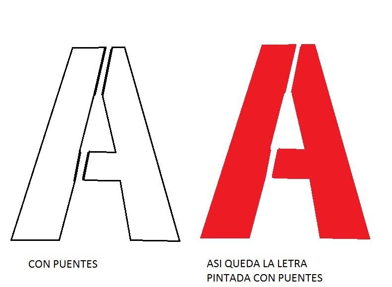 UN SITIO PARA EL ARTE !!: ¿COMO HACER PLANTILLAS PARA