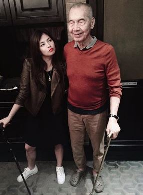 A Daughter's Immeasurable And Unconditional Love For Her Daddy: Angel Locsin and Daddy Angel's Inspiring Story