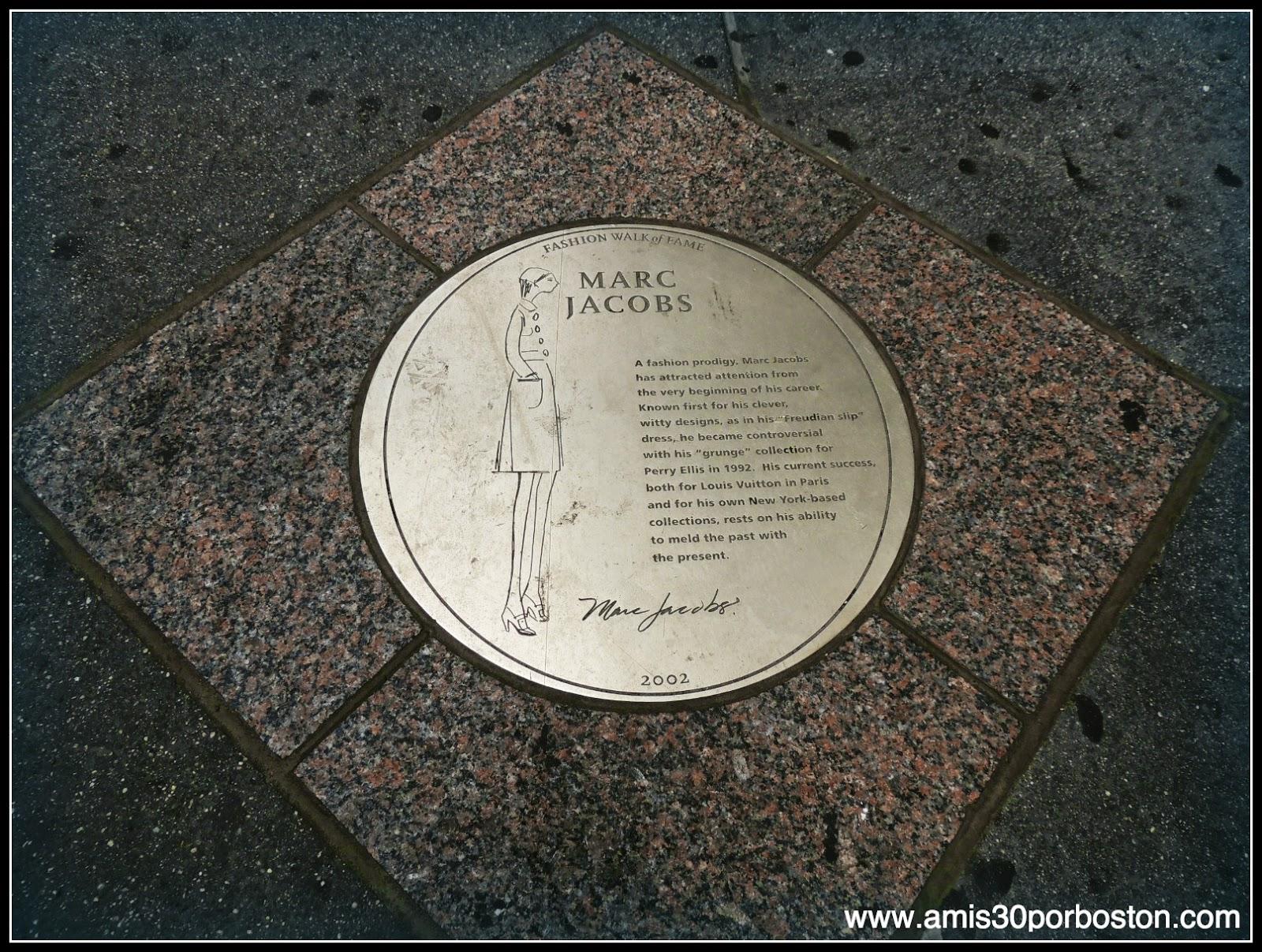 Segunda Visita a Nueva York: Paseo de la Fama