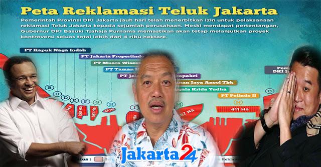 Ada Apa Di Balik Pertemuan Gubernur DKI Anies Dengan Tomy Winata & Anak Aguan Di Kediaman Prabowo, Mampukah Anies Menolak Reklamasi?