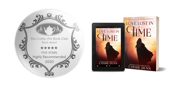 The Coffee Pot Book Club Award