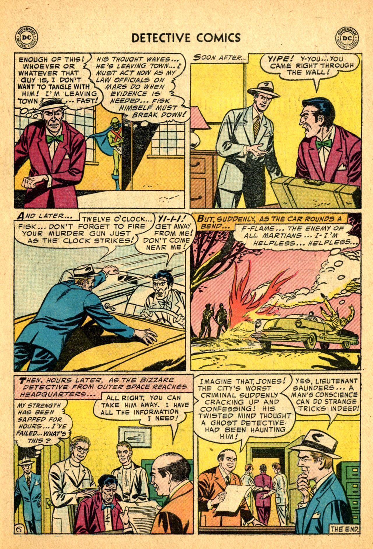 Read online Detective Comics (1937) comic -  Issue #227 - 33