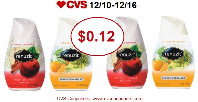 http://www.cvscouponers.com/2017/12/renuzit-adjustable-air-freshener-cones.html