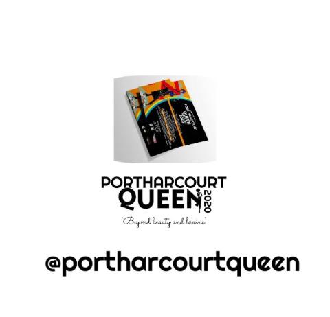 PORT HARCOURT QUEEN ONLINE REGISTRATION FORM