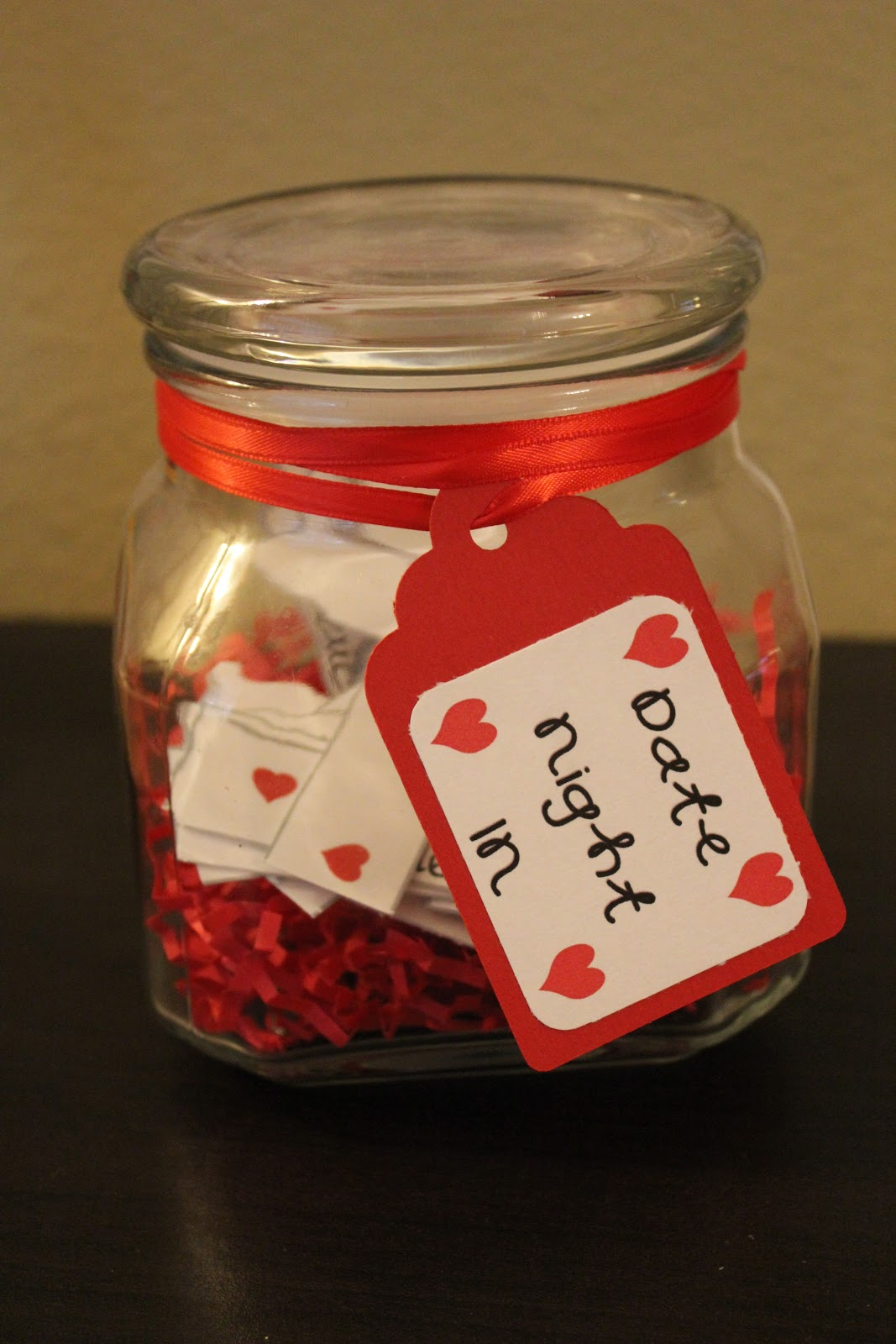 simply made with love: Date Night In- Jar