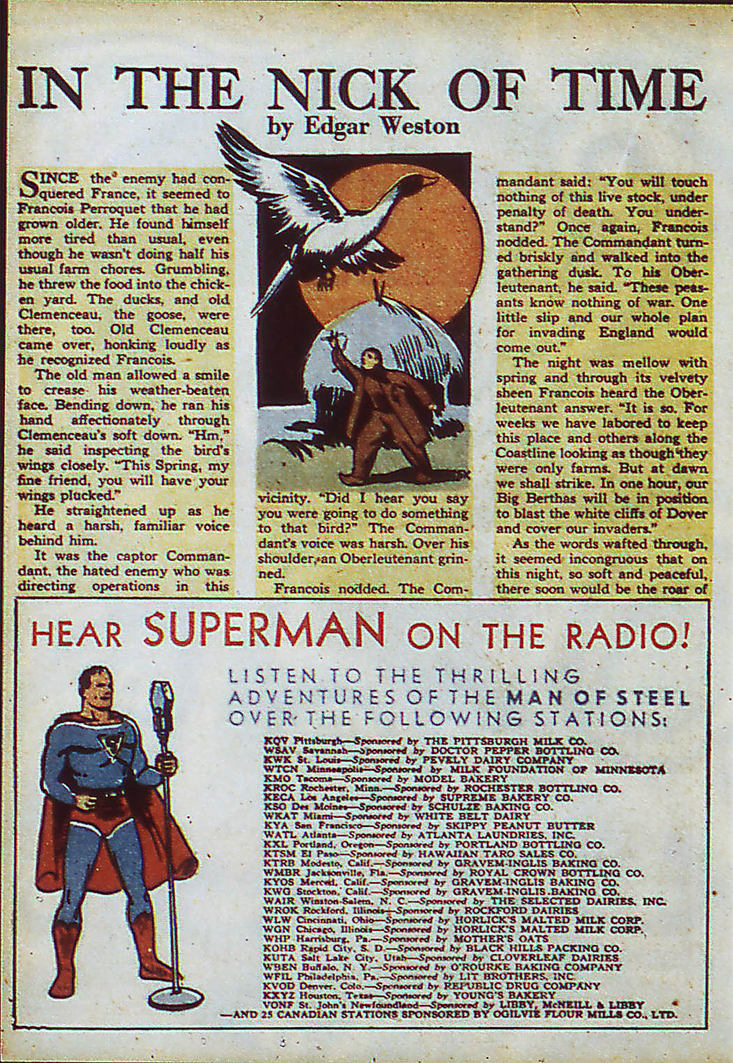 Read online Action Comics (1938) comic -  Issue #37 - 46