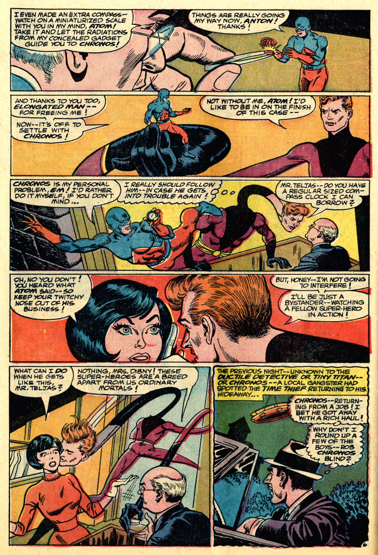 Detective Comics (1937) 368 Page 26