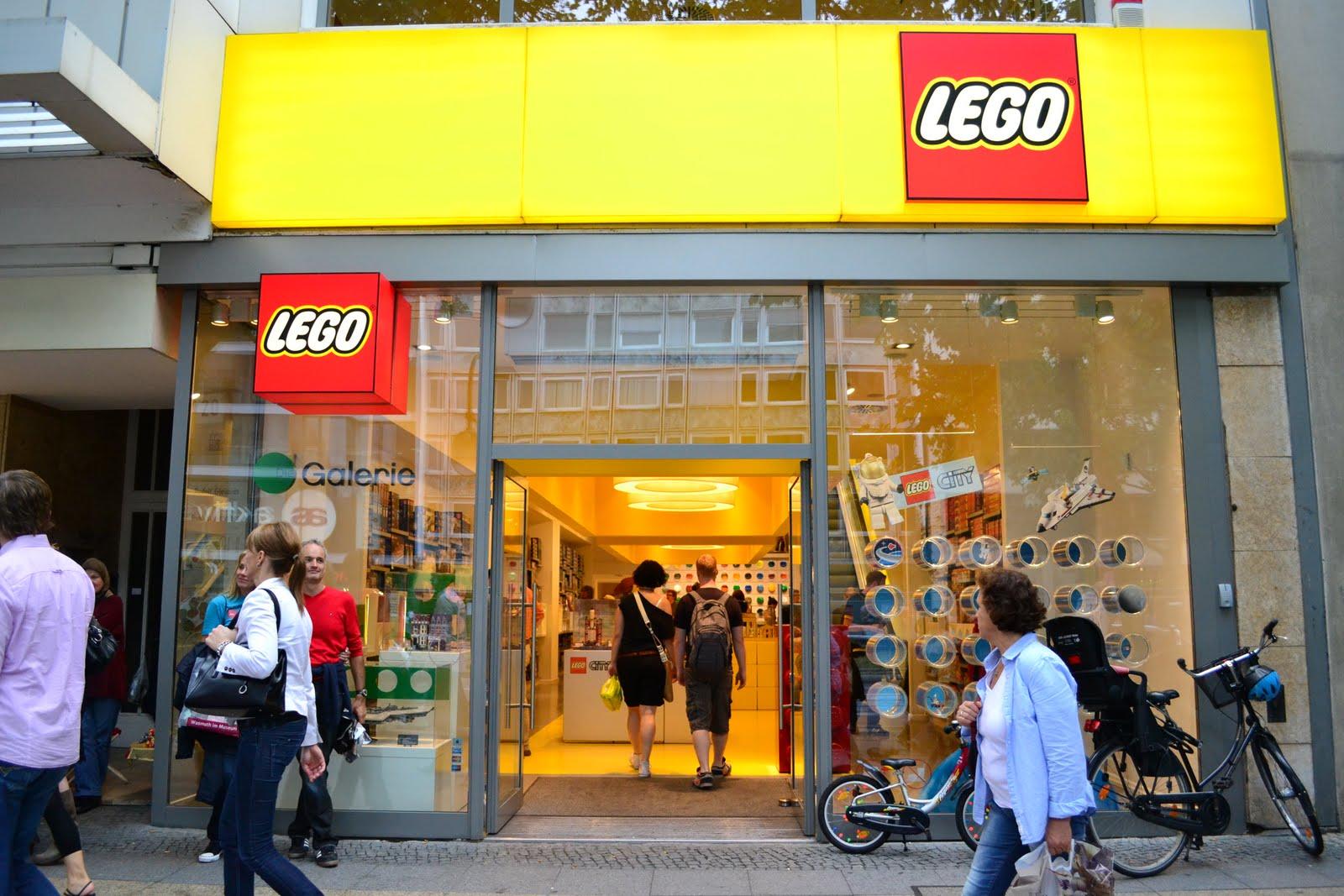 Berlin Lego Store