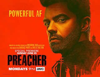Preacher Season 2 Poster Dominic Cooper