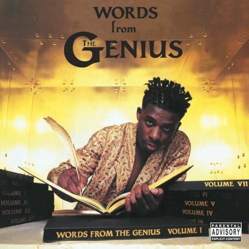 """Hoy en la historia Hip Hop: GZA lanzó su álbum debut en solitario """"Words From The Genius""""  el 19 de febrero de 1991"""